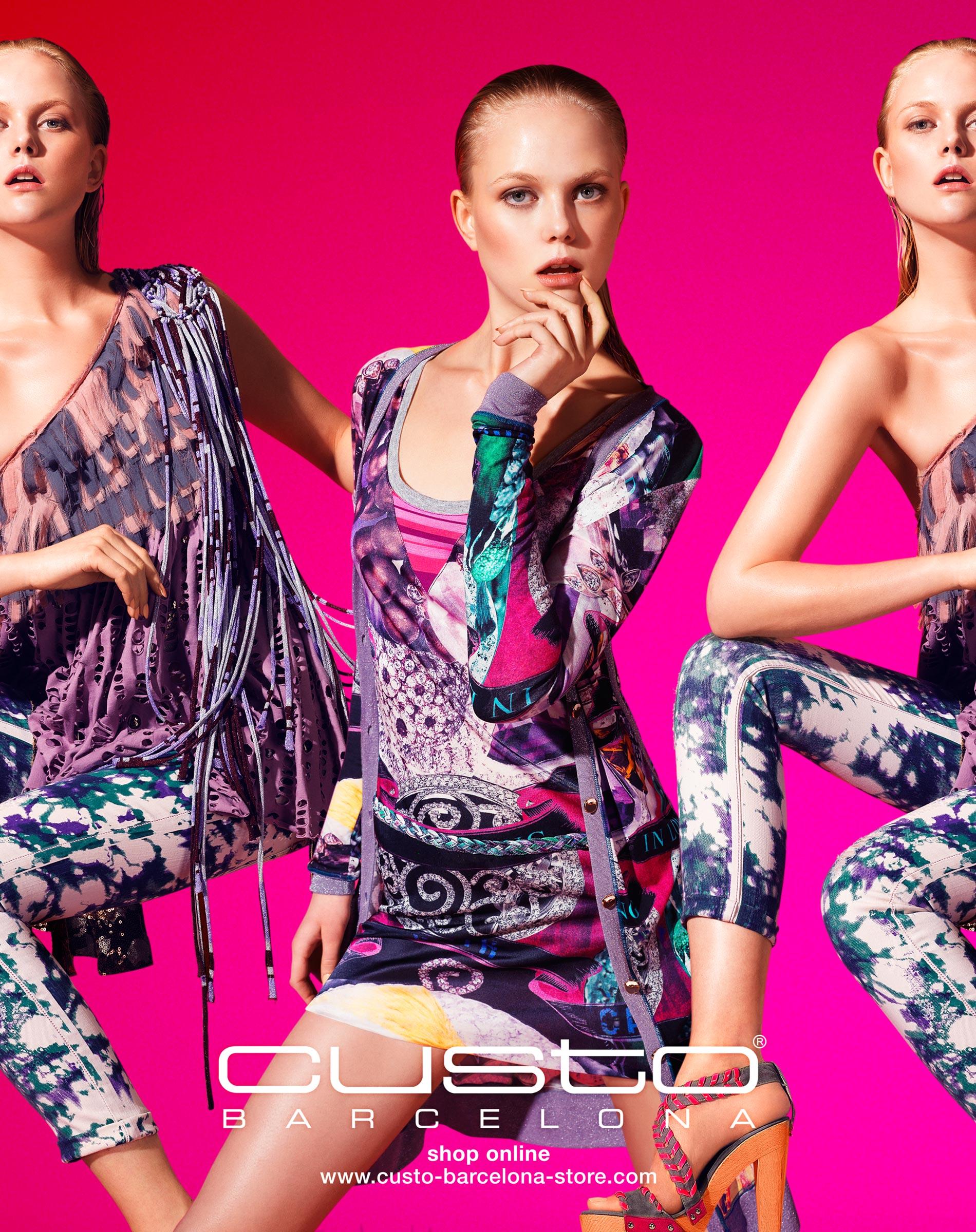custo - Colección Sensual